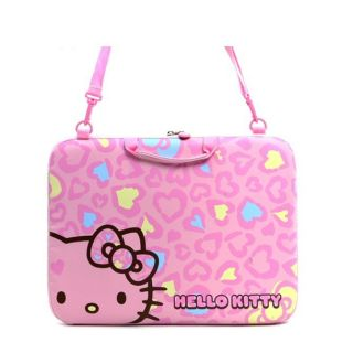 Sanrio Hello Kitty Mac book & Laptop/Notebook Case/Sleeve 10.5  Pink