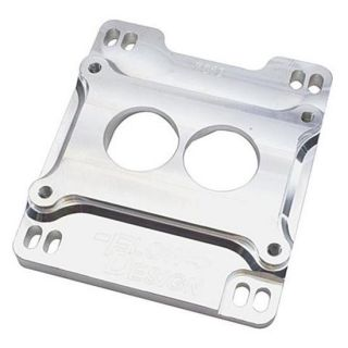 New Billet High Flow Carb Spacer 4412 Holley to Single
