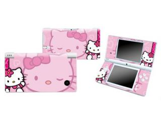 Hello Kitty Happy Party Pals SKIN STICKER COVER for Nintendo DSi