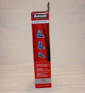 NEW Hotronic FootWarmer Power 3.5 Plus   Electric Rechargable Foot