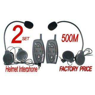 Bluetooth Helmet Headset Earpiece Earphone Motorcycle Motorbike Motor