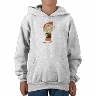 Little Einsteins Leo Disney Hoody