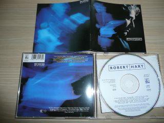 CD Robert Hart s T AOR Hollywood Records 1992 ORG RARE