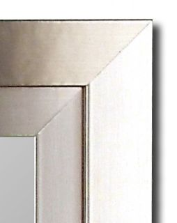 68 Champagne Custom Made Large Wall Mirror USA Hitchcock Butterfield