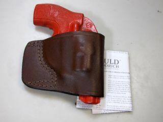 891 LCR G G Belt Slide CCW Gun Holster Ruger LCR 38 Revolver Laser OK