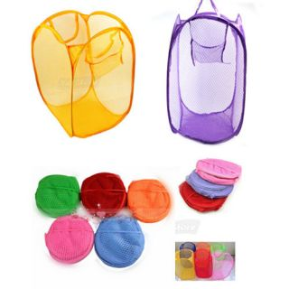 2PCS Household Clothes Laundry Bag Basket Laundry Supplies Hampers