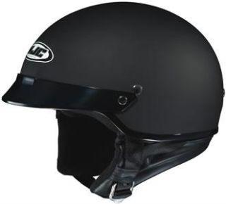 hjc cs 2n motorcycle helmet matte black