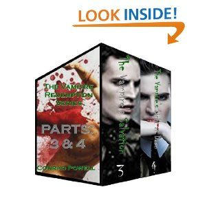 The Vampire Redemption Series Collection Parts 3 and 4. Conrad
