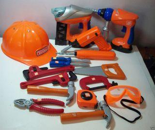 e home depot talking tool box toys r us toys r us. Black Bedroom Furniture Sets. Home Design Ideas