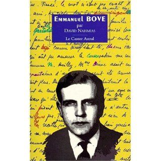 Emmanuel Bove Carnet dune fugue (Collection Tombeau) (French