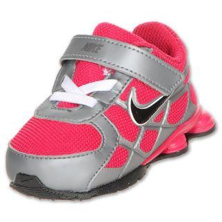 Nike Shox Turbo 12 Toddler Shoes Bright Cerise