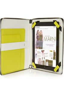 Diane von Furstenberg Leather iPad case