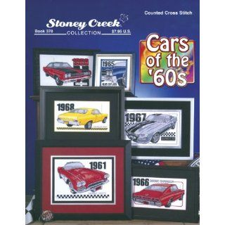 Stoney Creek Counted Cross Stitch Pattern Book: Cars Of