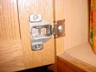 10 Face Frame Euro Concealed Cabinet Hinges Hardware RV