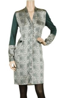 Clemens en August Printed silk dress   75% Off
