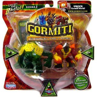 Gormiti Series 2 Action Figure 2 Pack Tormentor The