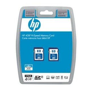 PNY Technologies, 4GB HP SDHC 2 pk (Catalog Category