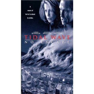 Tidal Wave: No Escape [VHS]: Corbin Bernsen, Julianne