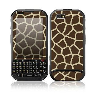 Giraffe Print Design Protective Skin Decal Sticker for