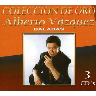 Baladas Coleccion De Oro Alberto Vazquez Music