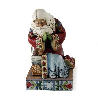 Jim Shore Heartwood Creek from Enesco Santa with Baby