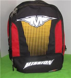 Extra Large Mission Type Hockey Equipment Backpack Bag