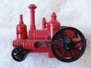 1840 Hodge Steamer New York Steam Engine Vehicle Die Cast Metal Toy