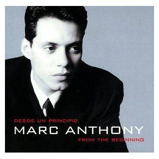Desede un principio From the beginning Marc Anthony