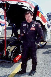 Al Hofmann Western Auto 96PONTIAC GM Winston Drag Racing NHRA Race Car