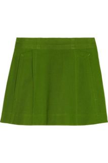 Vanessa Bruno Cotton drill mini skirt
