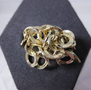 14KT YELLOW GOLD RING in Fine Jewelry