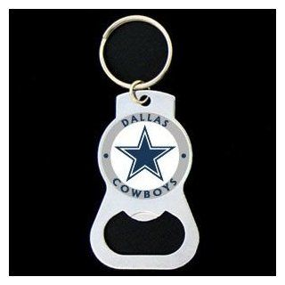 Dallas Cowboys NFL Bottle Opener Key Ring (Set of 3