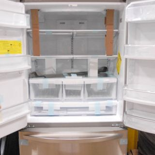LG 28 0 CU ft French Door Refrigerator w Ice Water Dispenser