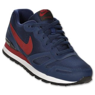 Nike Air Waffle Trainer Mens Casual Shoes Midnight