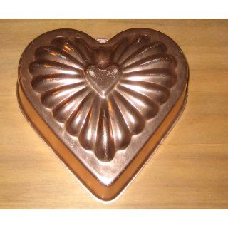 Vintage Heart Shaped Jello Mold: Everything Else