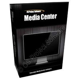 Multi Media Center Turn PC Mac Into Home Cinema TV DVD Player Software