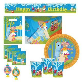 In The Night Garden Birthday Party Ideas Photo 1 Of 15 Catch ...