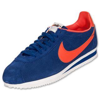 Mens Nike Classic Cortez SE Vintage Deep Royal