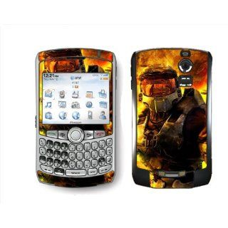 Blackberry Curve Halo Reach Master Chief Vinyl Skin kit