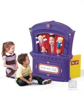 New Step2 Puppet Theater Role Play Theatre