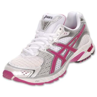 Asics Gel DS Trainer 15 Womens Running Shoe White