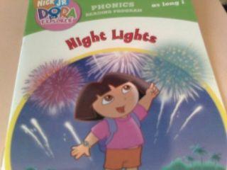 Nick Jr. Dora the Explorer Night Lights (Book 8; Igh As