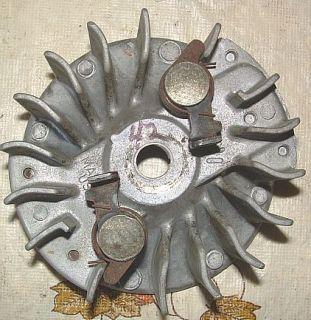 Flywheel for Ryobi Homelite Some Weedeater Trimmer Engines w 1 16 Key