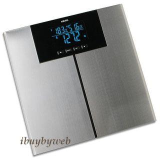 Homedics SC 540 BIA Body Fat Analyzer Scale LCD Display