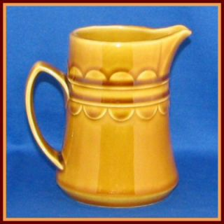 Homer Laughlin Coventry Castilian Creamer Cream Pitcher