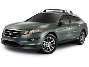 2010 2012 Honda Accord Crosstour New Front Under Body Spoiler
