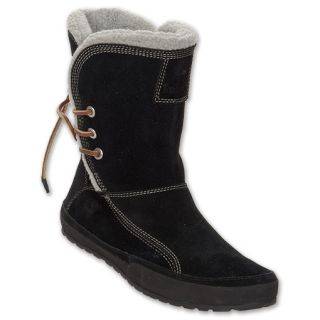 Timberland Lounger Mid Womens Boots Black