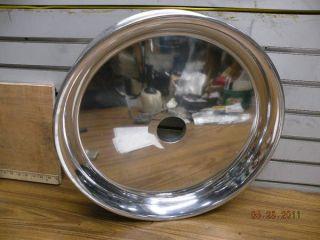 Custom Solid Wheel Blank Harley Honda 3 5 x 18 Custom Auminum Mag