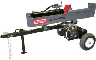 New Oregon S402022H0 22 Ton Honda Engine GC190 Log Splitter