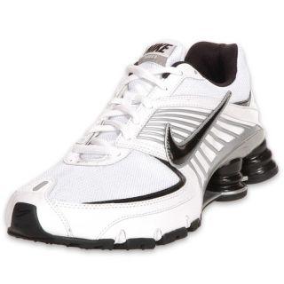 Nike Womens Shox Turbo + VIII Running Shoe White